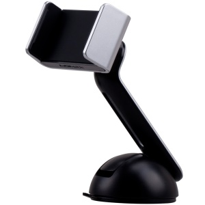 MOMAX Elite Universal Suction Cup Car Mount Stand for iPhone 6s, Width: 57-85mm - Silver