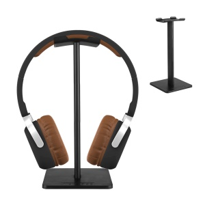 NEW BEE Simple Style Headphone Stand for Universal Headsets - Black