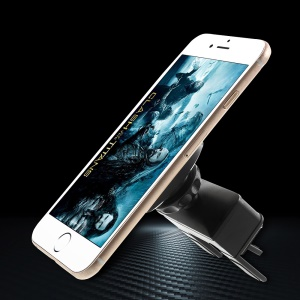 Universal Car CD Outlet Magnetic Phone Mount for iPhone Samsung GS6312