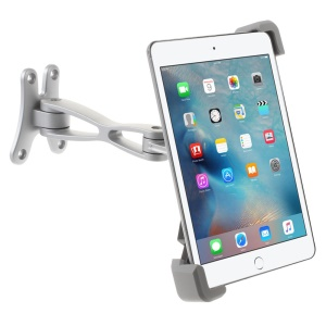 Wall Desk Mount Aluminum Alloy Display Stand for 7.8-11 inch Tablets C82+H85A