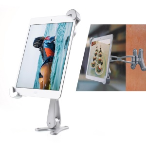 Anti-thief Desk Wall Desk Mount Aluminum Alloy Display Stand for 7.8-11 inch Tablets C86+H85A