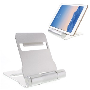 Aluminum Alloy Tablet Desktop Stand Holder for iPad Pro/Samsung Tab A 7.0 Etc