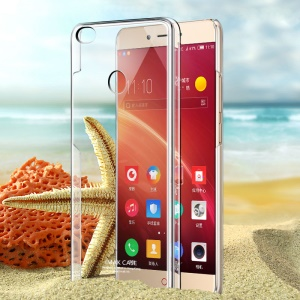 IMAK Clear Abrasion Resistant Hard Shell Case for ZTE Nubia Z11