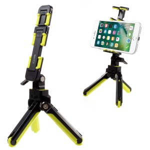 LIMONADA T2 Flexible Tripod Stand Holder for Cellphone Tablet Camera - Black / Yellow