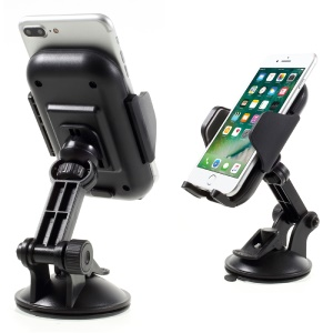 Suction Cup Rotatable Car Mount Desktop Phone Holder for iPhone 7 Plus / Samsung Galaxy Note7