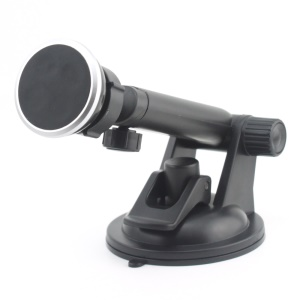 Suction Cup Style Magnet Mount Holder Stand for iPhone Samsung 099B-093B