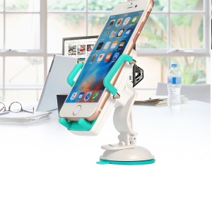 D9ELEMENT Cow Shape Suction Cup Car Mount Holder for iPhone 7 Plus/Samsung Galaxy S7