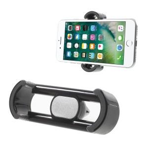 D9ELEMENT Mini Car Air Vent Mount Stand for iPhone 7, Width: 55-85mm (ZH111) - Grey