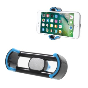 D9ELEMENT Mini Air Vent Car Holder for Cellphone GPS, Width: 55-85mm (ZH111) - Blue