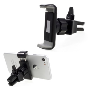 Portable Car Air Vent Mount Holder for iPhone Samsung Huawei Smartphone GPS (C90+H93)