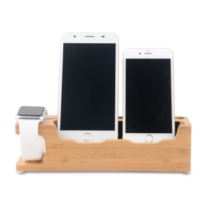 WO CTZ001 Multi-function Charging Dock Stand Holder for Apple Watch Smartphones