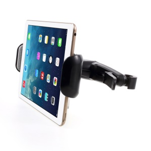 Adjustable Headrest Car Back Seat Car Holder Mount for iPad Air 2/iPad Pro 12.9 inch, Size: 155 - 255mm