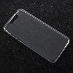Transparent Soft TPU Protective Cell Phone Case Cover for ZTE Blade V8