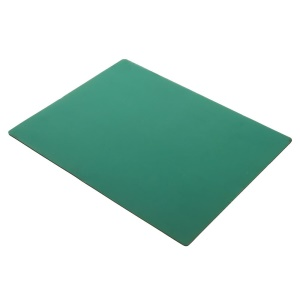 2mm Anti Static Insulation Pad Rubber Heat Resistance for Maintenance Platform, Size: 23 x 18cm