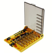 Iron Spider JK 6089 45 in 1 Professional Hardware Screw Driver Tool Kit