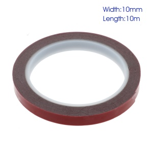 10mm x Sponge Double Side Adhesive Attachment Tape