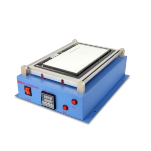 TBK Oil-free Vacuum Pump LCD Touch Screen Separator Machine for iPhone / iPad / Samsung / Sony etc