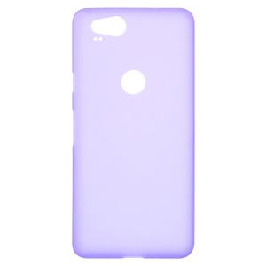 Double-sided Matte TPU Cover for Google Pixel 2 - Purple