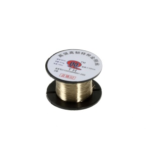 0.08mm 100m Gold Cutting Wire Separator for Mobile Phone LCD Screen Glass Repair