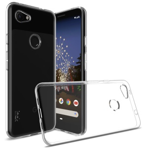 IMAK UX-5 Series TPU Cell Phone Case Accessory for Google Pixel 3a XL