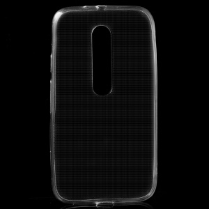 Ultra Thin Soft TPU Case for Motorola Moto G 3rd Gen XT1541 XT1543