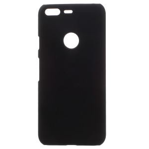Rubberized PC Protection Case for Google Pixel - Black