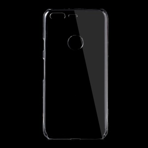 Crystal Clear Plastic Hard Mobile Phone Case for Google Pixel