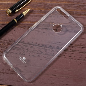 MERCURY GOOSPERY Clear Jelly TPU Mobile Case for Google Pixel XL - Transparent