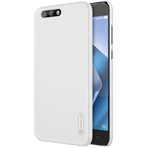 NILLKIN Super Frosted Shield PC Hard Cover for Asus ZenFone 4 (ZE554KL) - White