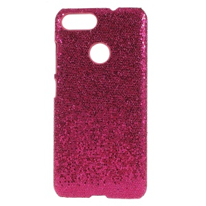 Rose Glittery Sequins