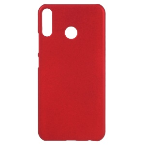 Rubberized Plastic Hard Back Shell for Asus Zenfone 5 ZE620KL - Red