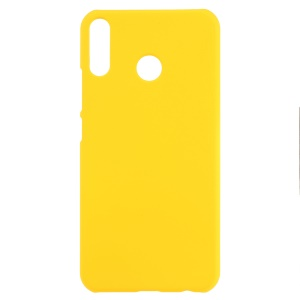 Rubberized Hard PC Case Accessory for Asus Zenfone 5 ZE620KL - Yellow