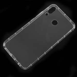 Drop-proof Clear TPU Mobile Phone Case for Asus Zenfone 5Z ZS620KL - Transparent