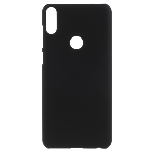 Rubberized Hard PC Case for Asus ZenFone Max Pro M1 (ZB601KL) - Black