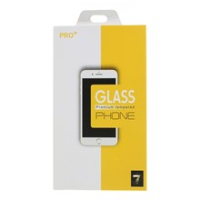 50Pcs/Lot Universal Paper Package Box for Tempered Glass Screen Protector, Size: 16 x 8cm - Style A
