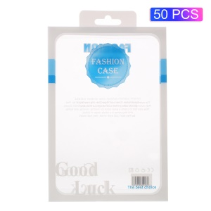 50PCS/Lot Plastic Packaging Box for 8.0-inch Tablet Cases