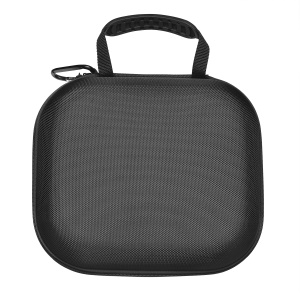 Portable Bluetooth Headphone Storage Case Nylon Bag for Bose Soundwear - Black