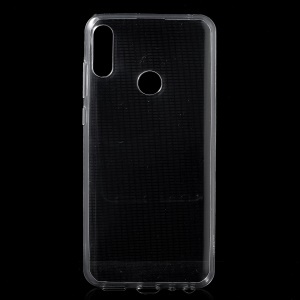 Crystal Clear TPU Protection Phone Casing for Asus Zenfone Max Pro (M2) ZB631KL