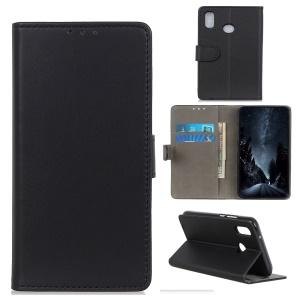 Magnetic PU Leather Stand Wallet Flip Shell for Asus Zenfone Max Plus (M2) ZB634KL