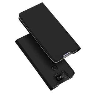 DUX DUCIS Skin Pro Series Phone Shell for Asus Zenfone 6 ZS630KL - Black