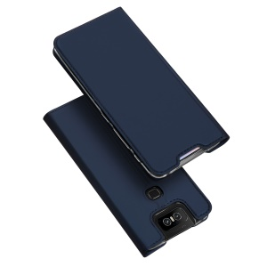 DUX DUCIS Skin Pro Series Phone Shell for Asus Zenfone 6 ZS630KL - Dark Blue