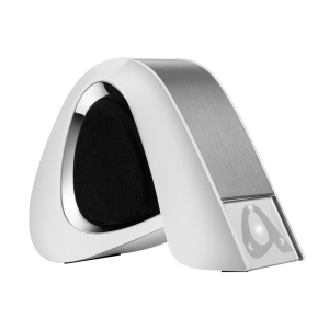 1.POINT Alpha Portable Bluetooth Stereo Speaker Support TF Card (OP1003) - White