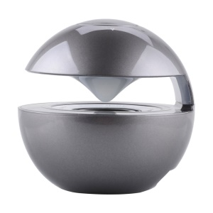 Swan BT-118 Touchable 3D Sound Bluetooth Speaker with TF / Aux-in / NFC - Grey