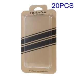 20pcs/Lot Paper Retail Packaging for iPhone 6s 6 Cases, Size: 150 x 75 x 13mm
