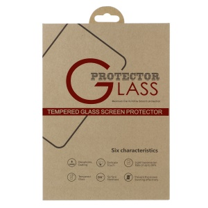 Retail Paper Packaging Package Box for iPad mini 4 3 2 1 Tempered Glass Films, Size: 16.2 x 23 x 0.5cm