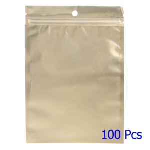 100Pcs/Lot Gold Package Bag Packaging for Amazon Kindle Paperwhite 3 2 Cases, Size: 19.5 x 14cm