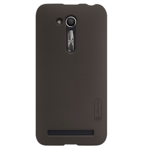 NILLKIN Super Frosted Shield PC Cover for Asus Zenfone Go (ZB452KG) 4.5-inch - Brown