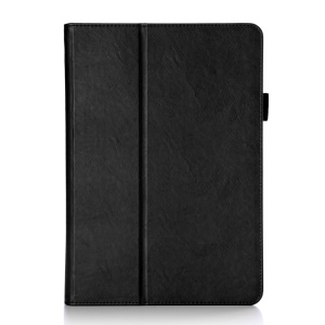 PU Leather Stand Card Holder Case for Asus Zenpad 3S 10 Z500M - Black