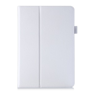 Stand Leather Case Cover for Asus Zenpad 3S 10 Z500M - White