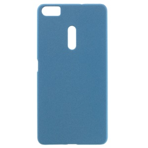 Matte Quicksand PC Back Cover for Asus Zenfone 3 Ultra ZU680KL - Baby Blue